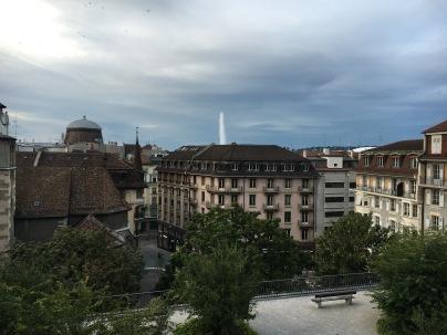 Geneva is a pretty city :)