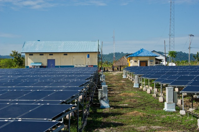 45274-001: Scaling Up Renewable Energy Access in Eastern Indonesia (Sumba Iconic Island Initiative)